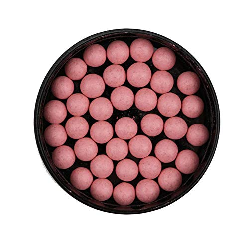 Blue Vess Blusher Ball Rouge Soft Silky Contouring Palette Make Up Kosmetik (1#)