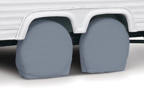 Classic Accessories OverDrive RV Wheel Covers, Wheels 24
