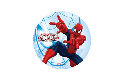 Spiderman 41047- Oblea para tartas, surtido de gráficos