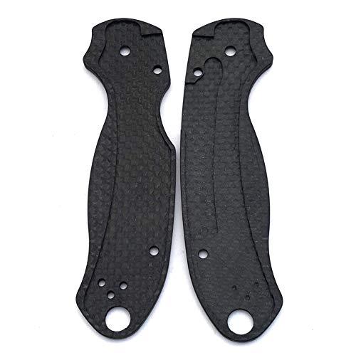 Flytanium Custom Carbon Fiber Scales for para 3 Knife