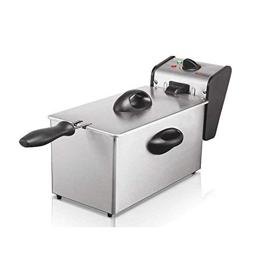HAEGER Pro Chips Plus - Freidora 2000W Potencia, Capacidad