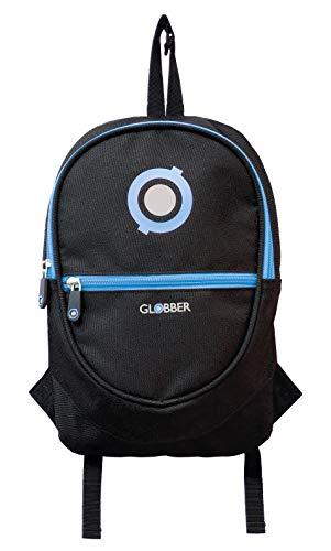 Globber Sac à Dos 5L Accessoire de Transport Mixte Enfant, Noir Turquoise