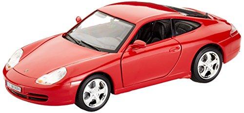 BBurago - 12037 - Voiture sans pile - Reproduction - Porsche 911 Carrera 4 - échelle 1/18