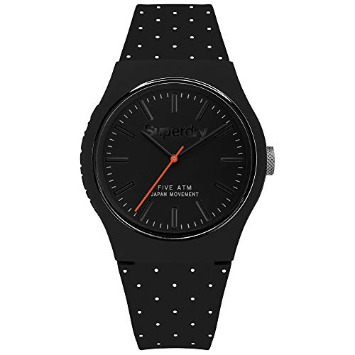 Reloj para mujer Superdry Urban syg012bb reloj negro