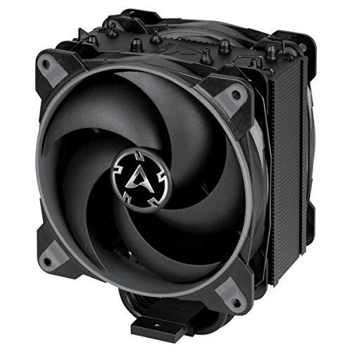 ARCTIC Freezer 34 eSports DUO - Disipador de CPU, Ventilador para CPU Push-Pull, Disipación de Calor, Motor Silencioso, 200-2100 RPM, 2 Ventiladores PWM 120 mm de Alto Rendimiento - Gris