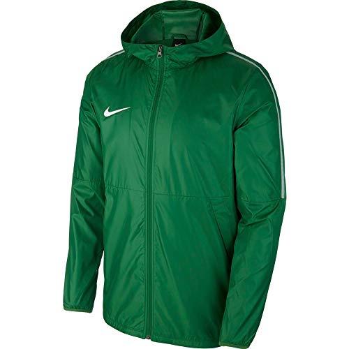 Nike Unisex Kinder Dry Park18 Football Jacket, Grün, M