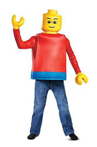 Lego Klassik Legomännchen Kostüm - Groß