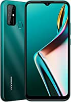 DOOGEE X96 Pro (offiziell) Handy Ohne Vertrag Android 11 13MP Quad Kamera 6,52 Zoll HD + Waterdrop Display 5400mAh Akku...