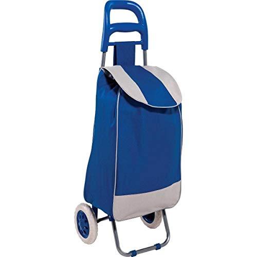 Carrinho de Compras Mor Leva Tudo Bag To Go - Azul