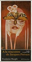 ポスター ジャック プレヴェール Papillon 1987 額装品 アルミ製ベーシックフレーム(ライトブロンズ)