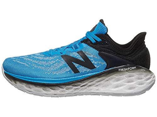 New Balance Fresh Foam More V2 Tênis de corrida masculino, Vision Blue/Black, 11