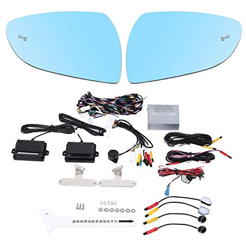 For Sale! Hlyjoon Radar Blind Spot Sensor Maximum Detection Range 15M BSD Car Blind Spot Detection S...