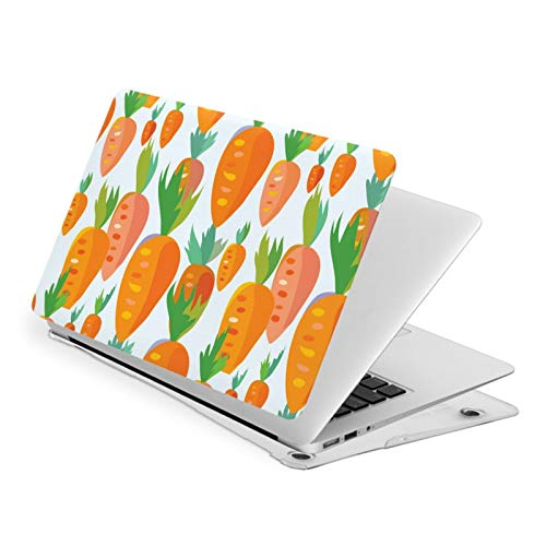 MacBook Pro 15 Inch Case Carrot Hard Laptop Shell Case Cute Protective Laptop Cover