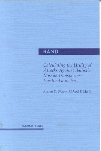 Calculating the Utility of Attacks against Ballistic Missile Transporter-Erector-Launchers