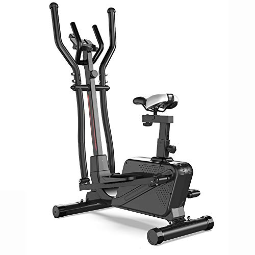 Best Price Elliptical Cross Trainer, Home Gym Exercise Step Machine 16 Adjustable Resistance Levels ...