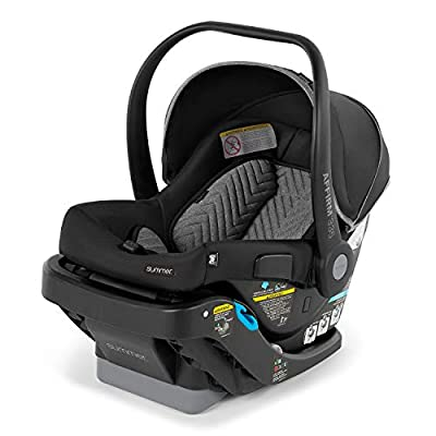 Summer Affirm 335 Rear-Facing Infant Car Seat, Onyx Black – Lightweight and Convenient Car Seat with Advanced Safety Features