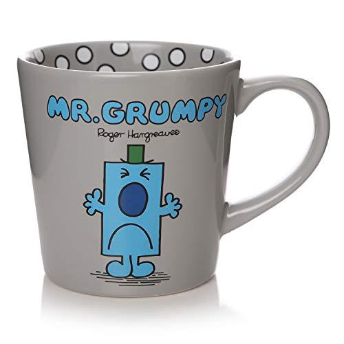 Taza en caja (450 ml) - Mr Men (Mr Grumpy)