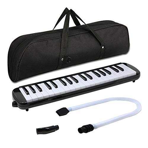 Fever Melodica, Black (M37-BK)