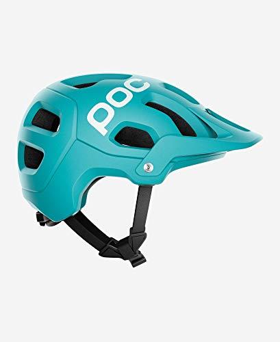 POC Unisex's Tectal Cycling Helmet, Kalkopyrit Blue Matt, XS-S