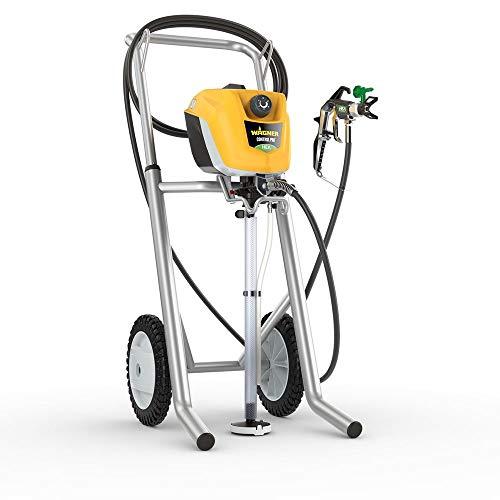 WAGNER Control Pro 350 M-Sistema de pulverización de Pintura para Paredes, Barnices, protección para Madera y corrosión, m2-2 min, regulación de presión, 110 Bar, Manguera de 15 m
