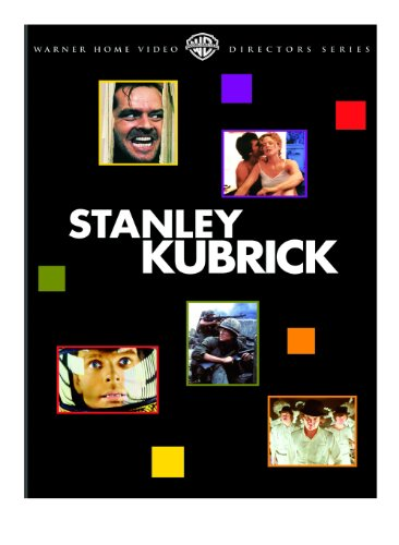 Stanley Kubrick: Warner Home Video Directors Series (2001 A Space Odyssey / A Clockwork Orange / Eyes Wide Shut unrated / Full Metal Jacket / The Shining / A Life in Pictures)