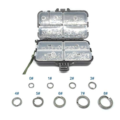 stainless steel tackle box - 7