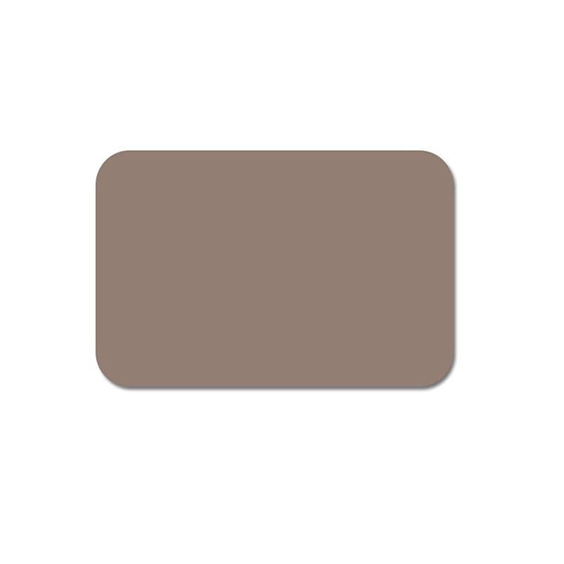 力強い先例ドナー珪藻土 速乾 バスマット マット 滑り止め9mm (45*35cm, ブラウン)