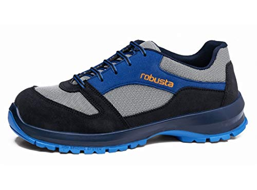 Calzados Robusta Granado S3+Ci+Srct42 - Zapato seg t42 s3 pu-dd pu/pl no met granado serraje nobuck