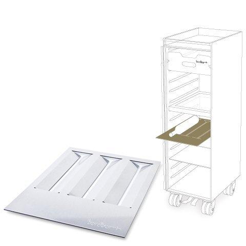 Bordbar Flaschenboden für Trolley und Box