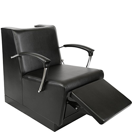 'REESE' Salon Beauty Equipment Classic Box Dryer Chair w/Foot Rest - DC-80
