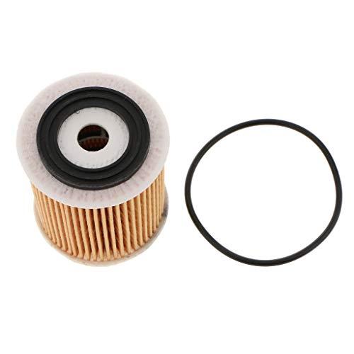 B Blesiya Filtro de Aceite Del Motor para MINI R50 R52 R53 Gasolina # 11427509208 Fácil de