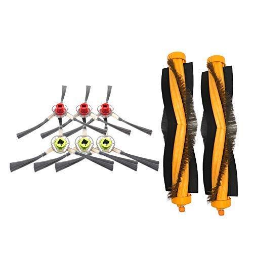 Kit de accesorios de vacío para el hogar y la cocina cepillo principal cepillo lateral para M87 M88 M80 Pro Dt85 Dt83 Dm81 Dm85 Partes de aspirador parte