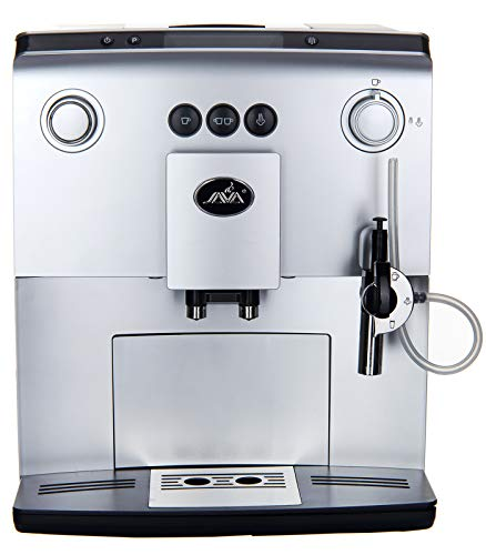 JAVA Automatic Coffee Espresso Machine with Built in Grinder Auto Milk Latte and Cappuccino Coffee Maker for Home