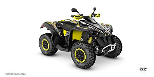 Deco-Quad Can-AM Renegade Nori, Grau