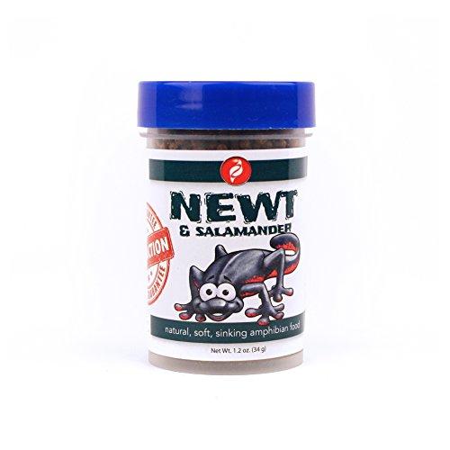 Pisces Pros (HBH) Newt and Salamander Bites Amphibian Food (1.2 oz)