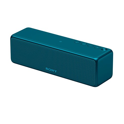 Sony - Altavoz inalámbrico con Bluetooth - Color Negro