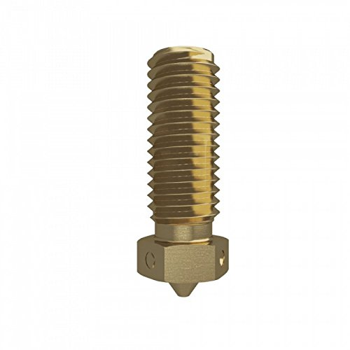 Genuine E3D Brass Volcano Nozzle 1.75mm x 1.20mm (VOLCANO-NOZZLE-175-1200)