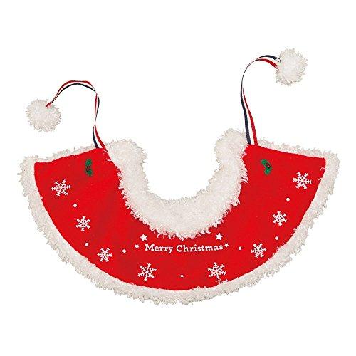 クリスマスケープ 2WAY リバーシブル【M】(3166) ポンポリース