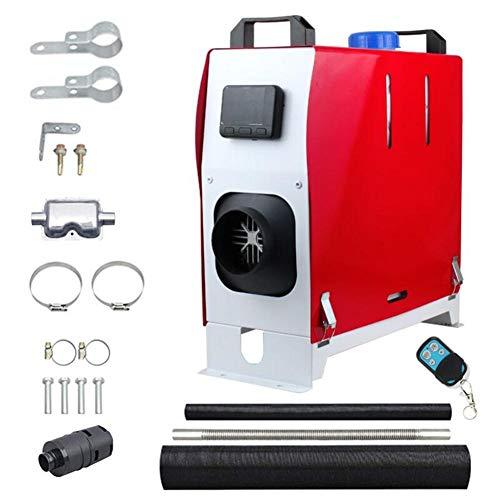 Calentador de Aire Acondicionado diésel de 12 V 8 KW para vehículos, con Pantalla LCD para camión, Barco, Remolque, Autocaravana, Coche de Turismo, Furgonetas, caravanas sostenibles