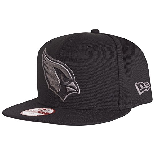 New Era 9Fifty Snapback Cap - Arizona Cardinals Noir/Gris