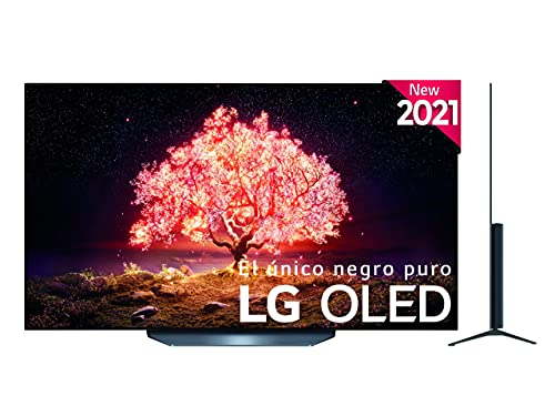 """LG - Televisión LG 4K OLED B16LA 77"""" (195 cm), SmartTV webOS 6.0, Procesador Inteligente 4K α7 Gen4 con AI, Mejor TV para Gaming, Compatible con 100% de formatos HDR, HDR Dolby Vision, Dolby Atmos"""