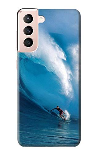 R0438 Hawaii Surf Case Cover for Samsung Galaxy S21 5G
