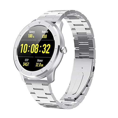 El Nuevo Brazalete Inteligente T6 IP68 Círculo Completo Touch Full Touch Sporthy Sports Hombres Y Mujeres Pulsera Reloj,D