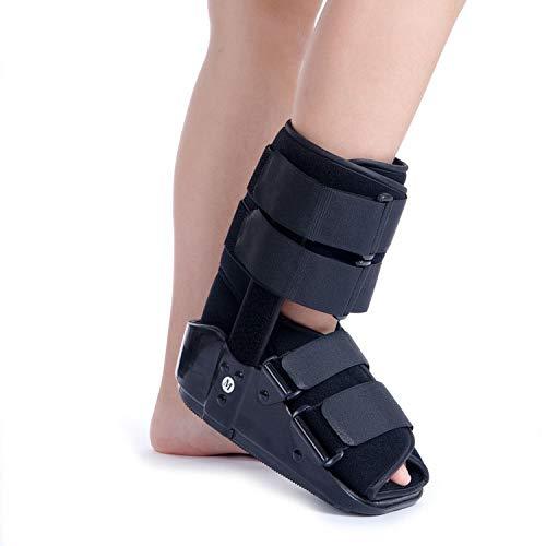 LXT PANDA Bota Air Walker Corta para Fractura de pie y Tobillo, Bota Corta con Punta Rota | Caminante para recuperación, protección y curación de fracturas después de Lesiones de pie o Tobillo.