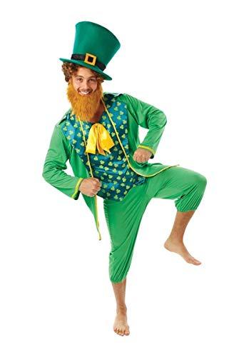 Rubie's – Costume Officiel Leprechaun – Adulte – Taille XL