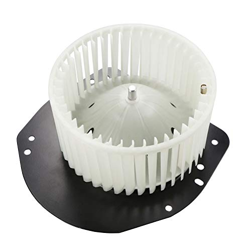HVAC Blower Motor with Fan for 92-11 Ford Crown Victoria F150 F250 F-350 LTD Crown Victoria/Mercury Grand Marquis Marauder/Lincoln Town Replaces TYC 700014 1W7Z19805BA