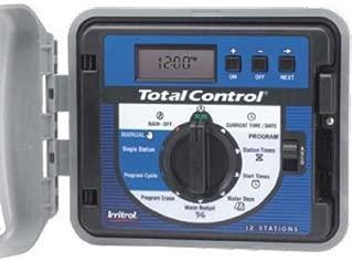 Irritrol TC-9IN-R 9 Station Indoor Irrigation Total Controller