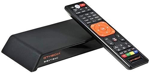 GTMedia V8 pro2 H.265 Full HD 1080P DVB-S2 DVB-T2 DVB-C Receptor de satélite compatible con PowerVu WiFi integrado