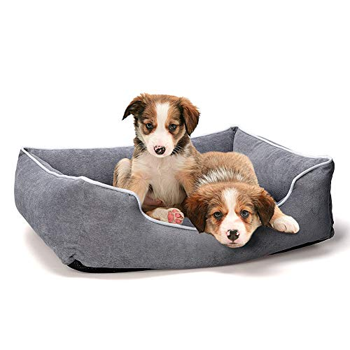Wuudi Selbstheizende Decke für Katzen & Hunde Selbstheizende Katzendecke Wärmematte Hundebett Katzenbett