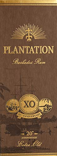 Plantation Barbados Extra Old 20th Anniversary Rum - 4